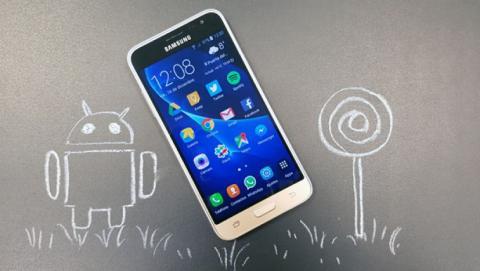 Características del Galaxy J3 de 2017, uno de los móviles más baratos de Samsung.