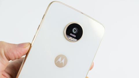 Esta es la primera imagen del Moto Z2 Play