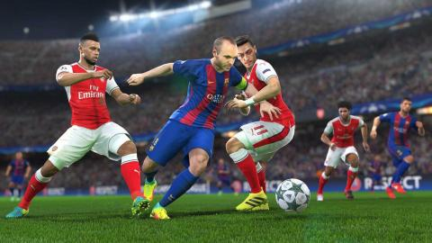 FIFA 17, ya disponible gratis en EA Access y Origin Access
