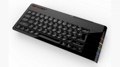 ZX Spectrum NEXT, el mítico ordenador renace 35 años después