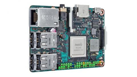 Asus Tinker Board, el rival de Raspberry Pi, ya a la venta