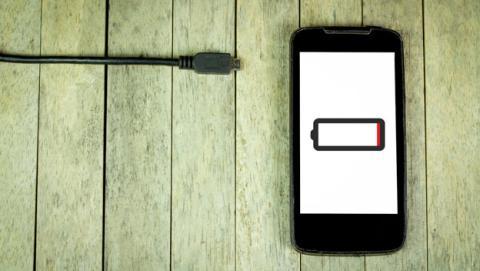 bateria carga sola luz
