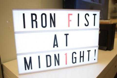 cartel iron fist netflix