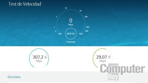 Aprovechar todo el ancho de banda que te proporciona tu conexión de fibra