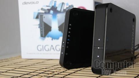 Devolo Gigagate es un puente Wi-Fi