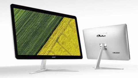 Acer presenta la línea Aspire AIO con dos elegantes equipos