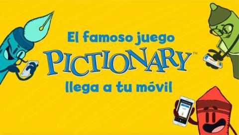 pictionary móviles