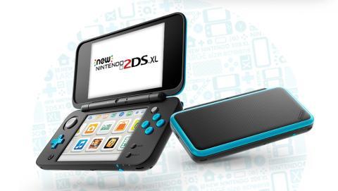 Nintendo 2DS XL: cómo es y cuándo estará disponible.
