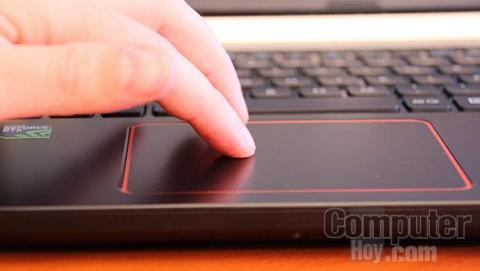 Microsoft Touchpad Precision que lo hace compatible con los gestos de Windows 10