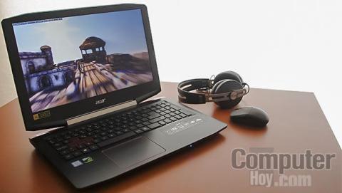 Acer Aspire VX 15, la belleza está en el interior