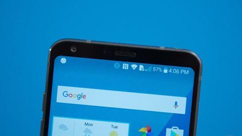 Esta es la versión mini del LG G6