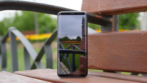 Analizamos la pantalla del Samsung Galaxy S8+