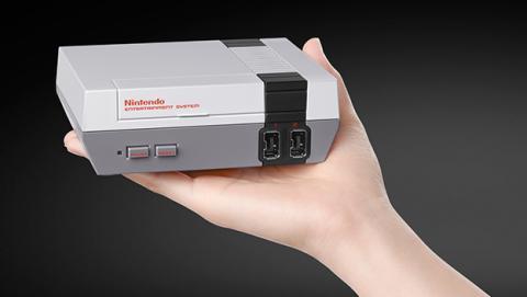 NES Classic Mini logra vender 2,3 millones antes de su adiós
