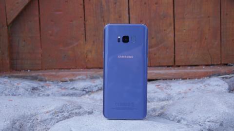 El diseño del Samsung Galaxy S8+