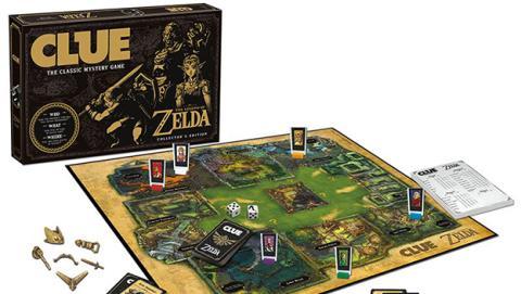 El Cluedo versión The Legend of Zelda que no puedes dejar pasar