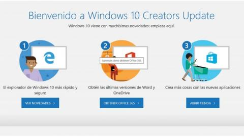 Microsoft bloquea Windows 10 Creators Update por un fallo de Bluetooth