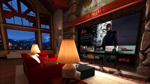 Netflix desvela el soporte de la realidad virtual en Windows 10