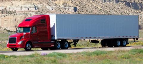 Esta es la primera imagen del camión eléctrico Tesla
