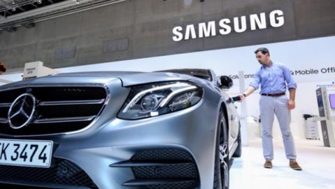 Samsung también está trabajando en el coche autónomo