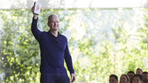 Las ventas del iPhone se están viendo perjudicadas por los rumores sobre el iPhone 8