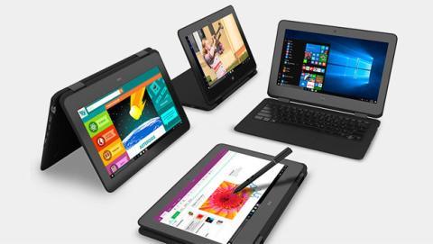 HP y Acer presentan los primeros ordenadores portátiles con Windows 10 S