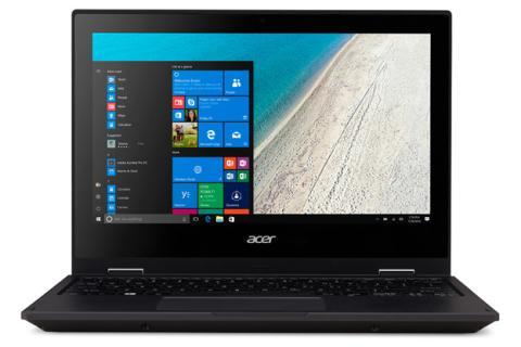 El Acer TravelMate Spin B1 también tendrá una versión con Windows 10 S