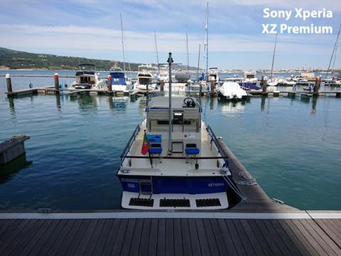 Fotografía tomada con el Sony Xperia XZ Premium