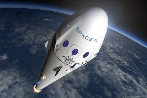 Satélites de SpaceX suministrarán Internet a partir de 2019