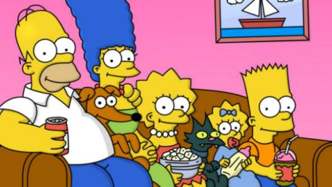 Curiosidades de Los Simpson y su color de piel.