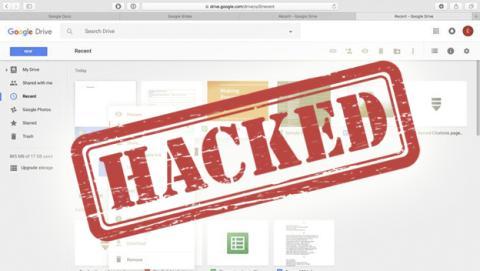 El ataque de phishing de Google Docs ya era conocido por Google