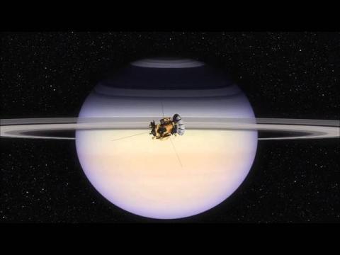 Los sonidos que grabó Cassini desconciertan a los investigadores