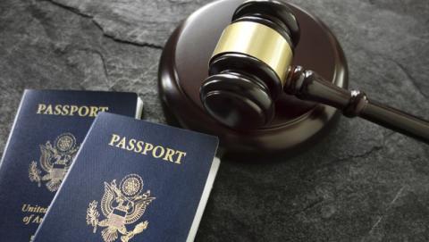 El historial de las redes sociales a la hora de solicitar un visado para viajar a EEUU