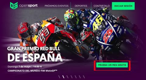 Ver MotoGP España Jerez gratis por Internet