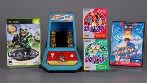 Donkey Kong, Pokémon y Halo entran al Video Game Hall of Fame