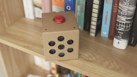 Construye tu propio Google Home casero con este kit DIY de Google