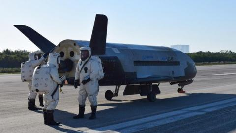 Un drone militar secreto provoca una onda sónica que sacude Florida