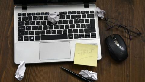 Errores informáticos y su solución.