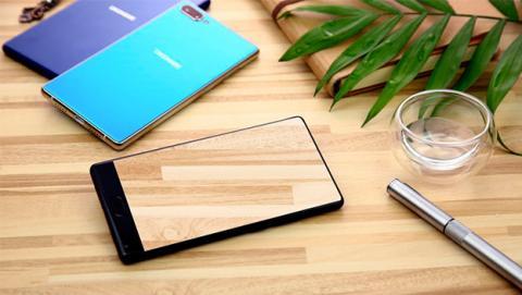 Los 5 mejores smartphones sin marcos presentados en 2017