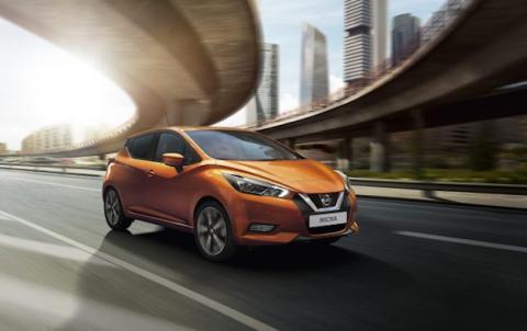 Nuevo Nissan Micra 2017