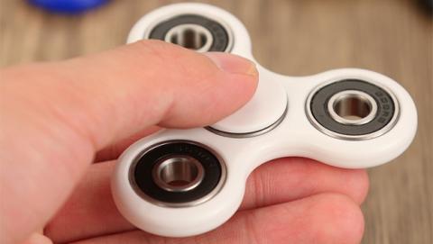 Alternativas a Fidget Spinner para el estrés