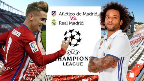 Cómo ver el Atlético vs Real Madrid de Champions, online y en directo a través de Internet
