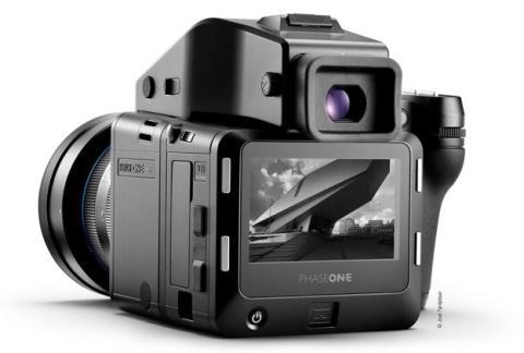 La nueva cámara en ByN de Phase One cuesta más que un coche