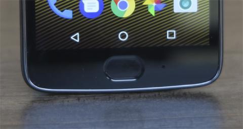 ¿Qué tal funciona el lector de huellas del Moto G5?