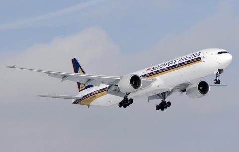 Así de impresionante es volar en la primera clase de Singapore Airlines