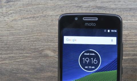 Ahora comentemos qué tal es el rendimiento de este teléfono de Motorola