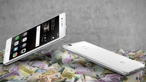Oferta Huawei P9 Lite: menos de 200 euros en eBay y Amazon
