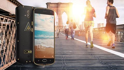 AGM X1 Gold Edition se lanza con 30 dólares de descuento