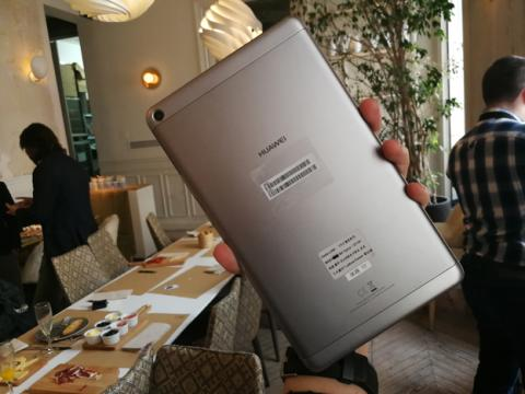 Las nuevas Huawei MediaPad