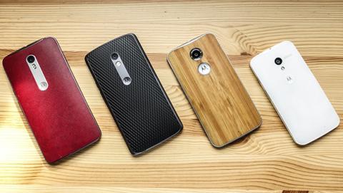 Moto X4, el nuevo teléfono de Motorola para 2017