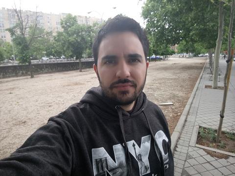 Selfie Xperia Xa1
